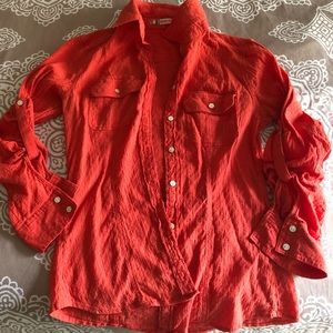 100% Cotton Button Shirt